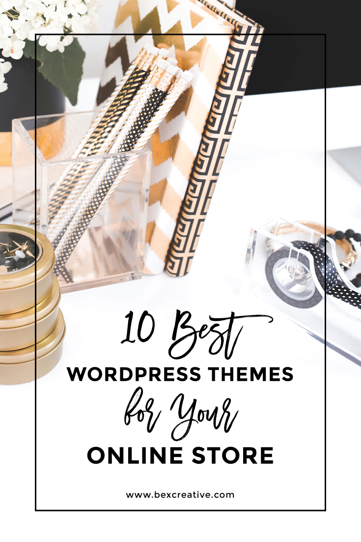 10 Best WordPress Themes for your eCommerce site